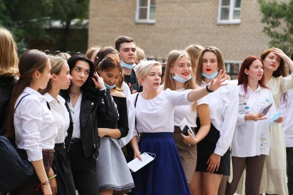 ЧГИК — крупнейший вуз Урала и Западной Сибири, где подготавливают специалистов в области культуры и искусств