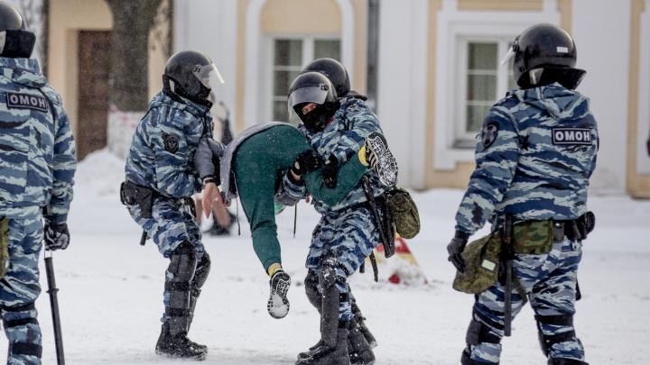 Полиция предупредила ярославцев об ответственности за участие в несанкционированном митинге