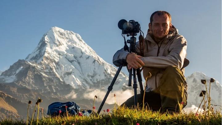 «Снял елку с луной на верхушке»: пермяк стал победителем конкурса National Geographic Russia