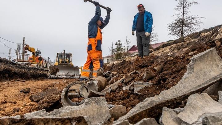 В Самаре закроют движение по дублеру Ново-Садовой