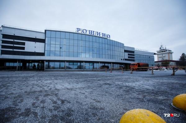 В аэропорту Рощино говорят, что изменений в расписании не ожидается