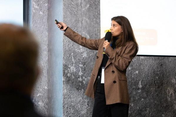 Проект Checkme Анастасия Файзуленова развивает с июня 2019 года