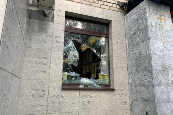 В Екатеринбурге ограбили магазин