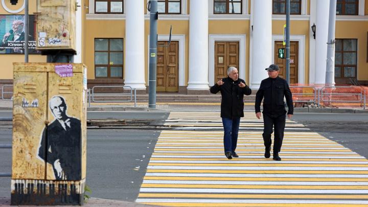В центре Челябинска запустили прямой переход между двумя набережными