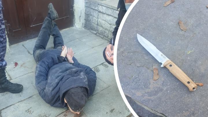 Вооруженное нападение в Демидовском университете: ранен студент