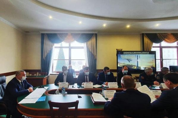 Власти региона провелизаседание координационного совета по сейсмическим событиям