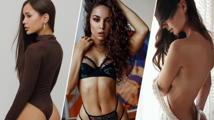 Лучшие девушки недели из Instagram Уфы: красоткам не страшен холод