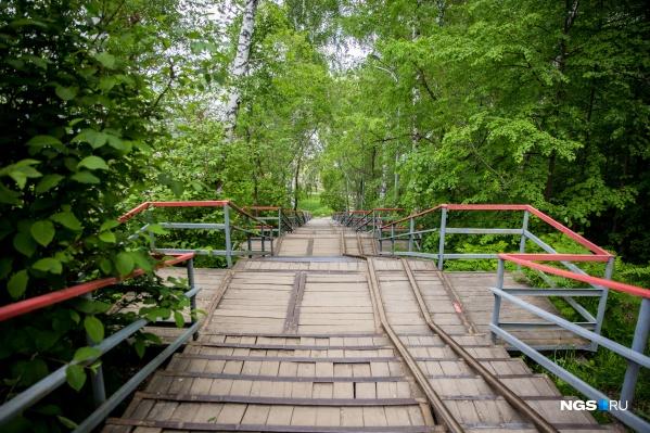 Горожане не только критикуют чиновников за состояние парков, но и выступают с предложениями, как улучшить зону отдыха