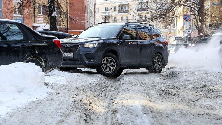 Колонка дорожного корреспондента: о том, как я ехал на работу во вторую волну снегопадов