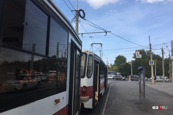 Скорее всего, некоторым трамваям скорректируют маршруты