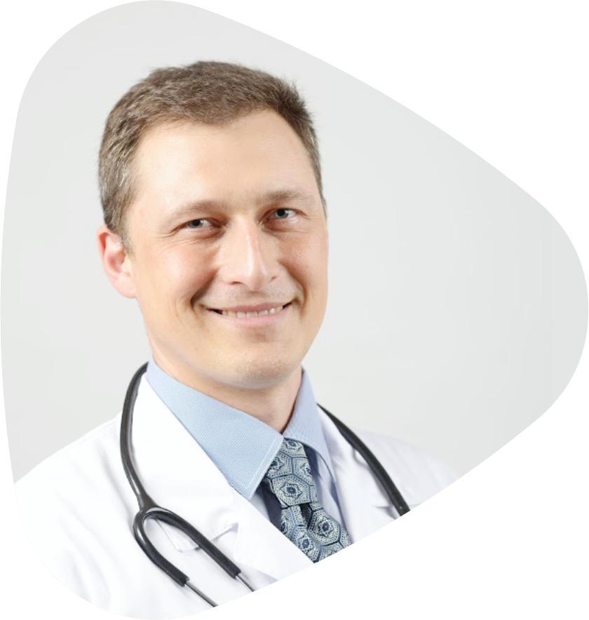 Хирург-колопроктолог «СМТ-Клиники» Олег Деречин