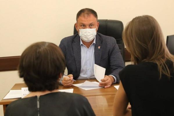 Впервые мэром Кемерова Илья Середюк стал в 2016 году