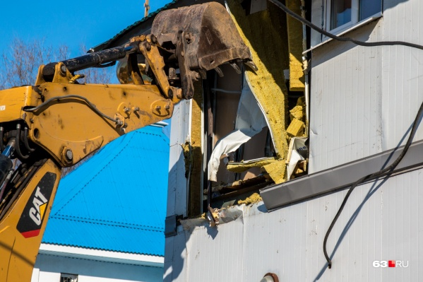 За снесенные дома и здания владельцы получат компенсации