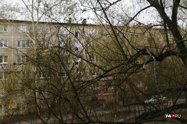 Жители выглянули в окно, звуки выстрелов были слышны в радиусе нескольких сотен метров