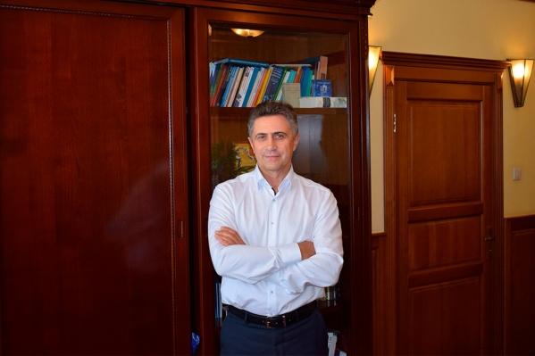 Моргун ушел с поста директора ЦСМ в конце прошлого года