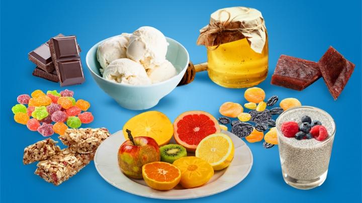 Топ-8 самых «безопасных» сладостей: какой десерт поможет долго жить и медленно стареть