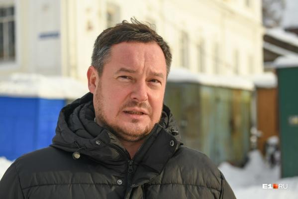 Дмитрий Нисковских стал главой Сысерти в 2017 году