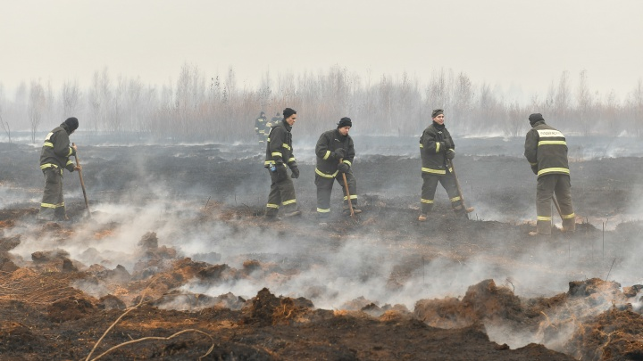 Снег не помог: горожане продолжают задыхаться из-за смога в Екатеринбурге