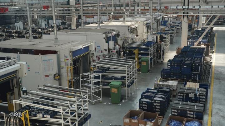 В Самарской области открылся новый завод