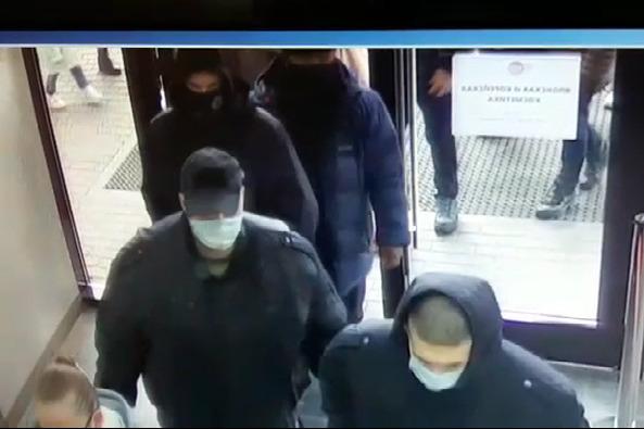 Преступники приехали на дело из Каменска-Уральского