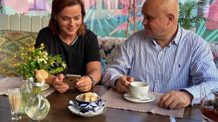 Губернатор Кузбасса рассказал, как проводит время с семьей и детьми