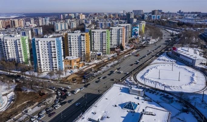 При строительстве развязки на Ново-Садовой не будут менять маршруты общественного транспорта