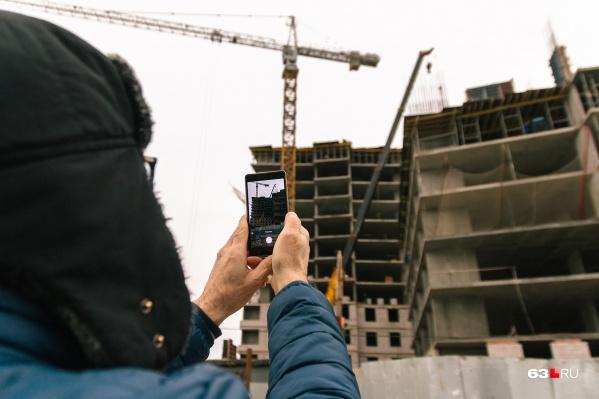 Количество многоэтажек в Самаре продолжит расти