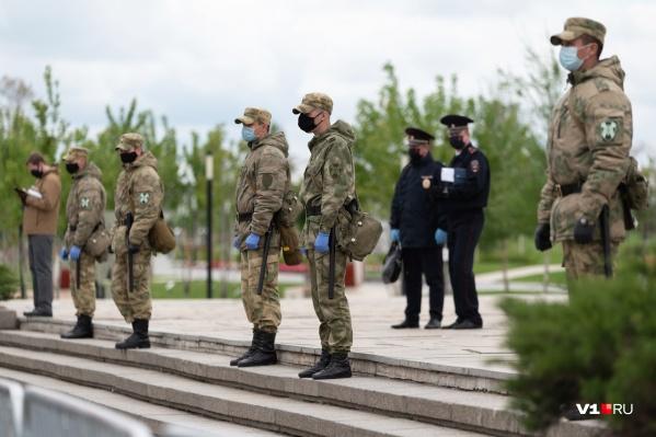 В День Победы главная высота России доступна не всем