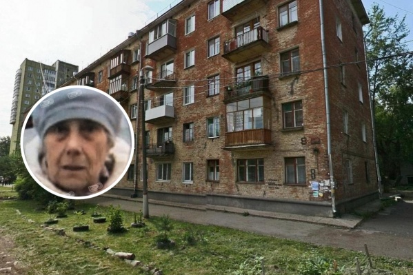 Женщина ушла из дома на улице Снайперов
