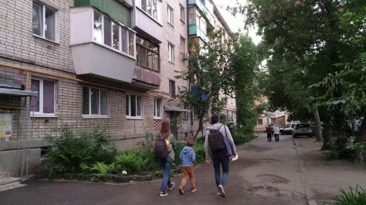 Застройщик рассказал о будущей реконструкции хрущевки на Аксакова