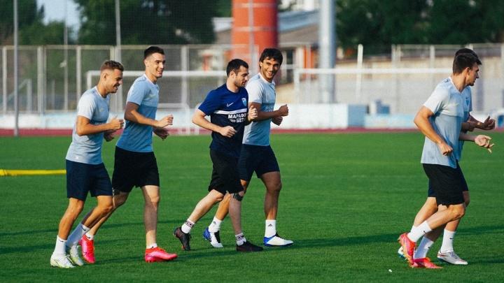 Наконец-то дома: волгоградский «Ротор» начал подготовку к первому матчу в ФНЛ