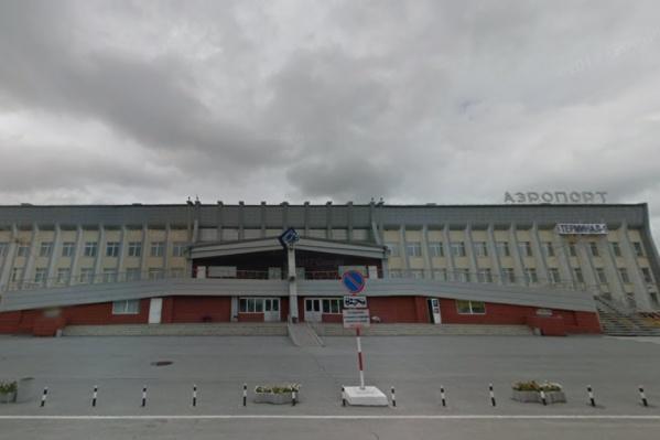 """Капитальный ремонт аэропорта не проводили более <nobr class=""""_"""">20 лет</nobr>"""