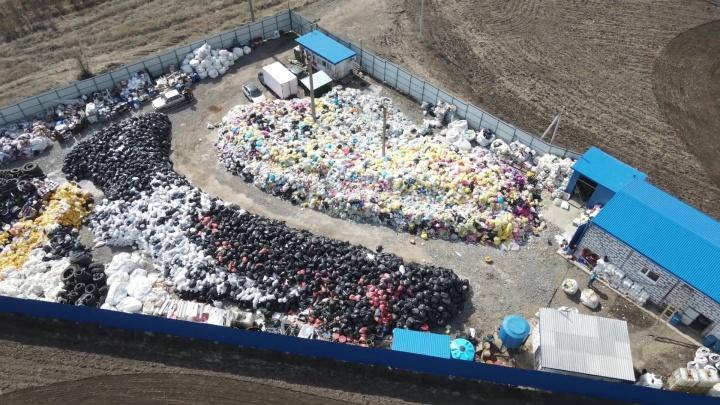 «Зеленый фронт» обвинил владельцев самбекского полигона в нарушении хранения опасных медотходов