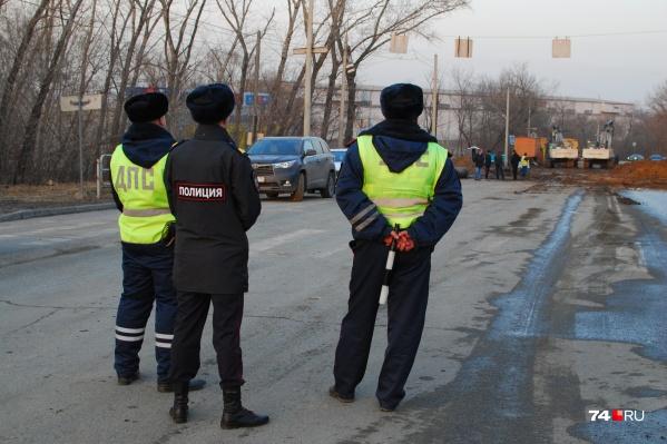 С понедельника перекрыт проездпо улице Чайковского на участке от Комсомольского проспекта до Куйбышева