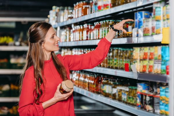 Необязательно идти в большой супермаркет: всё необходимое есть в магазине у дома по выгодным ценам