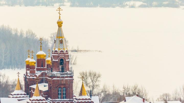 Церковь Михаила Архангела защитят от сноса