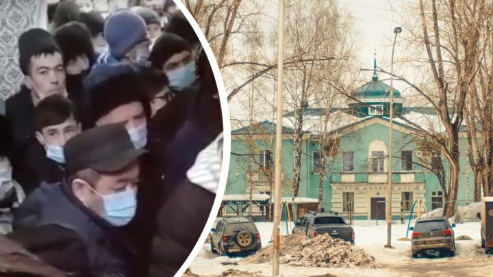 Задержали 140 человек. Стало известно, почему ОМОН нагрянул в мечеть в Нижнем Тагиле