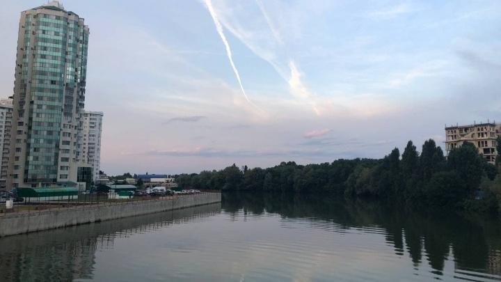 В Краснодаре резко поднимется вода в реке Кубань— МЧС