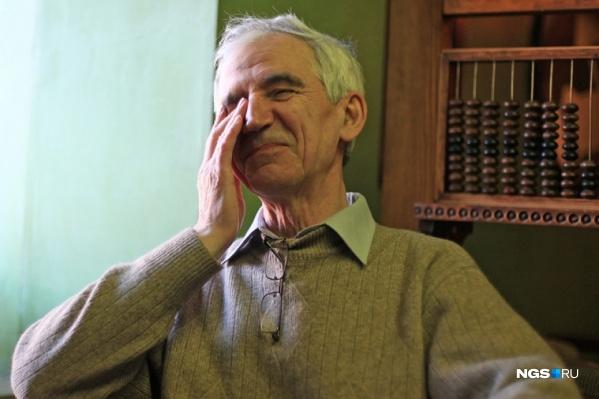 Валентин Данилов родился и работал в Красноярске, но после освобождения переехал в Новосибирск за женой