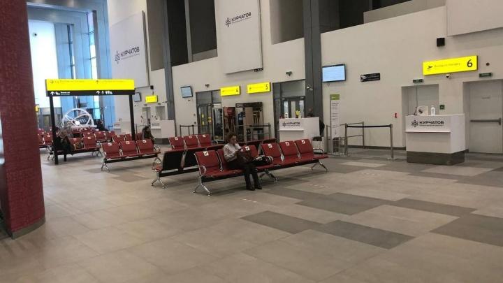 Самолет «России» из Челябинска в Москву задержали на несколько часов