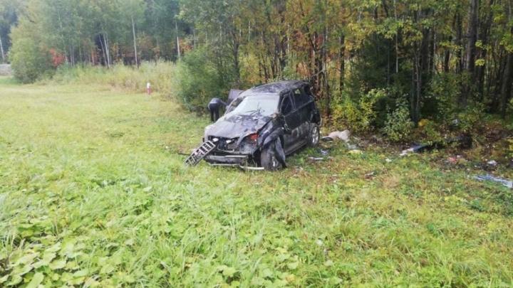 Семья из Нефтеюганска разбилась на трассе Тюмень — Ханты-Мансийск