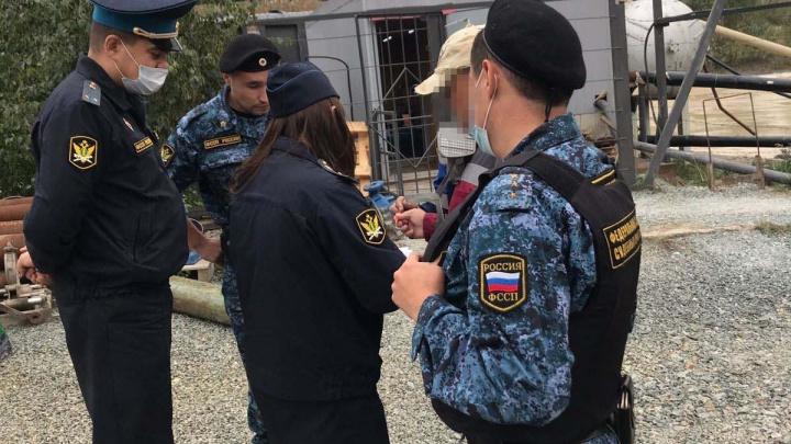 В Башкирии правоохранители взялись за еще одну золотодобывающую компанию