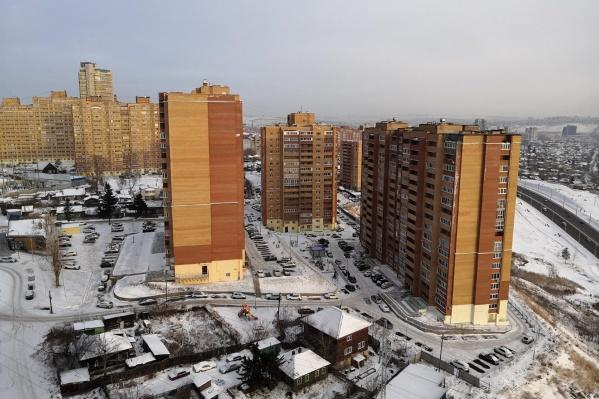 Отравления были в домах на 2-й Огородной, Дачной, Борисова и Киренского