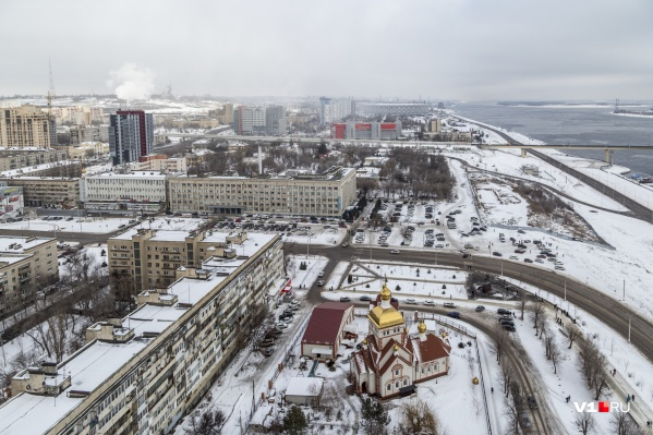 В не слишком весеннем Волгограде, тем не менее, есть куда сходить
