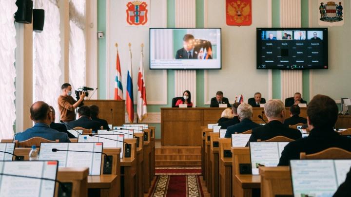 В комиссию по выбору нового мэра Омска вошли историк-реконструктор и паралимпиец