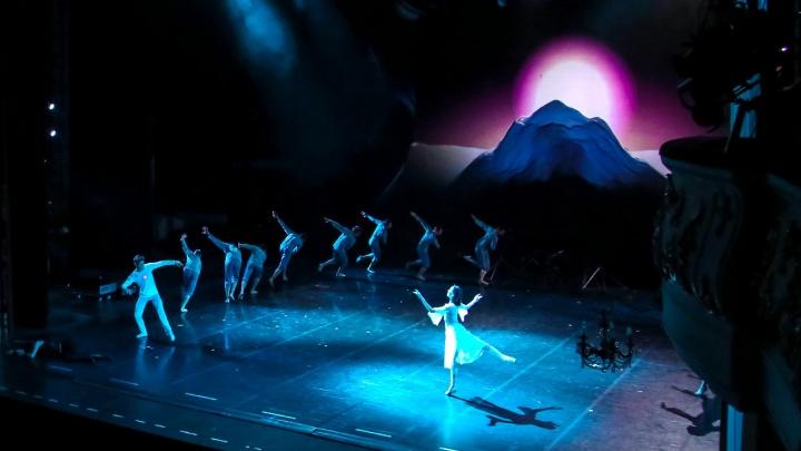 Мы загружены в «Матрицу»: смотрим на балет с голливудскими спецэффектами глазами фотографа UFA1.RU