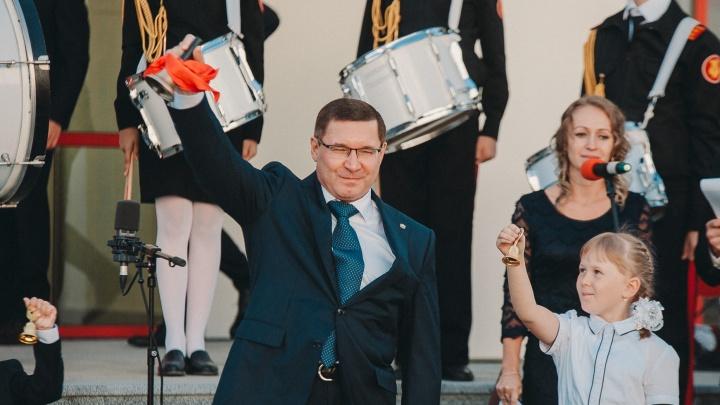 Встреча на фоне протестов: полпред в УрФО Владимир Якушев приехал в Тюмень. Зачем?