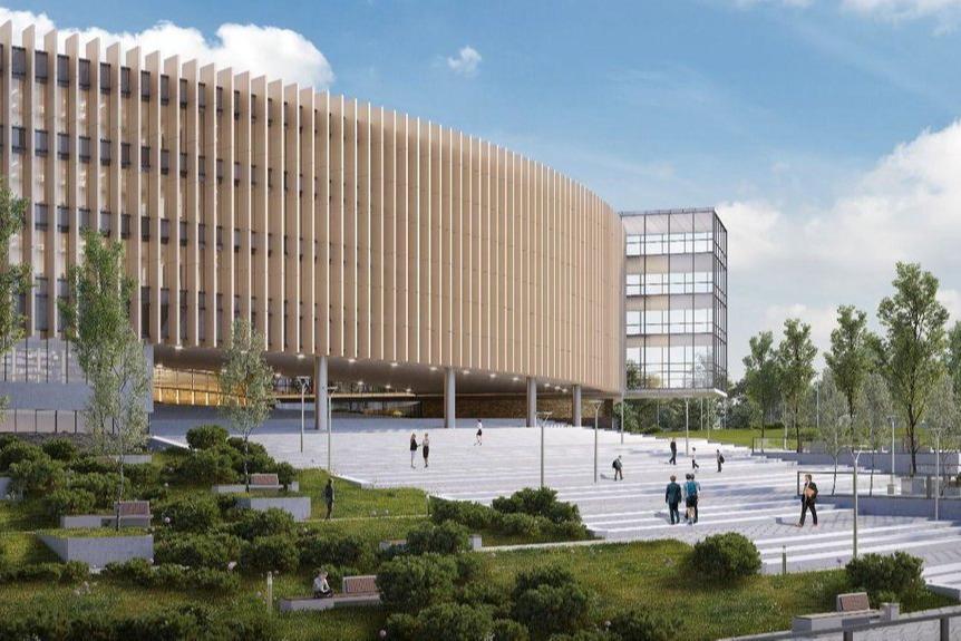 Строительство корпусов должно завершиться к сентябрю 2021 года