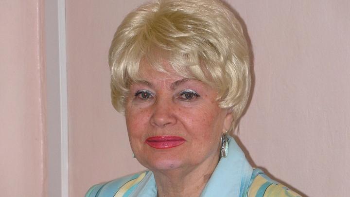 «Не стало старейшего нижегородского медика». От коронавирусной инфекции скончалась гигиенист Нина Мамонтова
