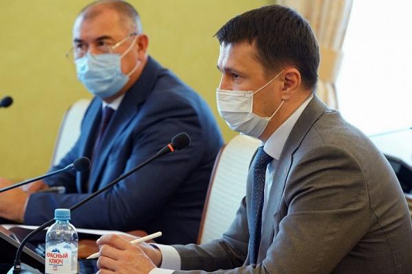 Глава регионального Минздрава предложил отказывать в плановой госпитализации непривитым от <nobr>COVID-19</nobr>